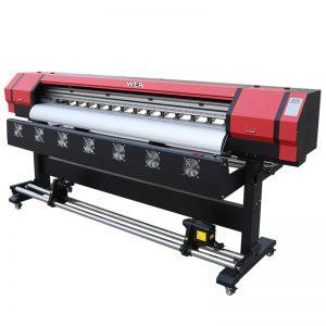 Двоструки штампач главе штампача Ецо солвент дигитални штампач од 1,8 м ДКС5 ВЕР-ЕС1901