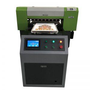 2018 нови производ 8 боја инкјет а1 6090 ув флатбед штампач