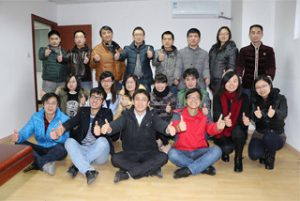 Б2Б радници у сједишту, 2015