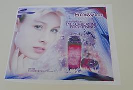Флаг баннер Цлотх баннер принтед би 1.6м (5 феет) ецо солвент принтер ВЕР-ЕС160 4