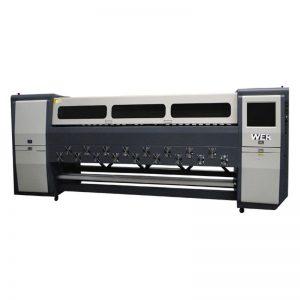 Добар квалитет К3404И / К3408И Солвент Принтер 3.4м тежак инкјет штампач