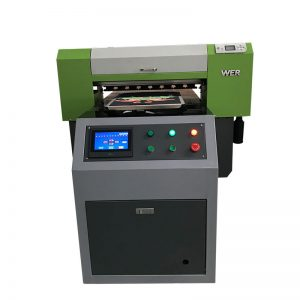 Направљено у Кини јефтиних цена ув флатбед принтер 6090 А1 величине штампача