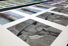 Фото папир штампан на 1,8 м (6 стопа) еколошком штампачу ВЕР-ЕС1802 2