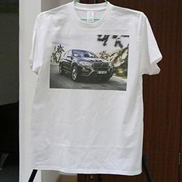 Бела мајица штампа узорак А3 мајица штампача ВЕР-Е2000Т 2