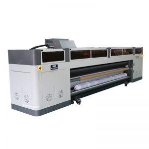 Висока резолуција брзог дигиталног инкјет штампача са рицох ген5 глава за штампу УВ плотер ВЕР-Г-3200УВ