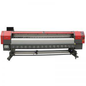 брзи штампач 3,2м са солвентним штампачем, дигитални штампач флек баннер машина ВЕР-ЕС3202