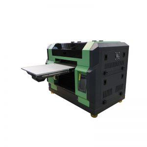 популарни А3 329 * 600мм, ВЕР-Е2000 УВ, инкјет штампач са равним кутијима, штампач паметних картица
